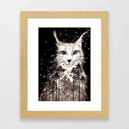 Total control Framed Art Print
