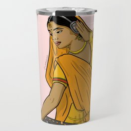 Dj Rani Travel Mug