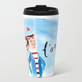 L'amour Travel Mug