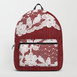 Denim & Lace 4 Backpack
