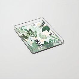 Into the jungle II Acrylic Tray