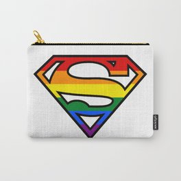 SuperGay rainbow! Carry-All Pouch