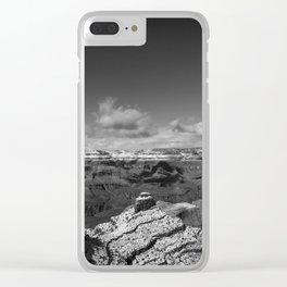 Battleship Clear iPhone Case