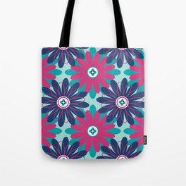 Summer Daisies II Tote Bag