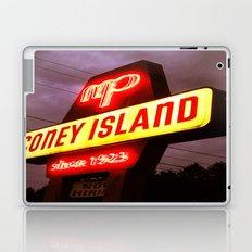 Small Town Coney Island Laptop & iPad Skin