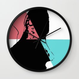 Prosthetic Love Wall Clock