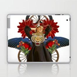 Tiger by Lenka Laskoradova Laptop & iPad Skin