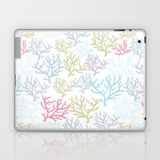 Pink Corals Laptop & iPad Skin