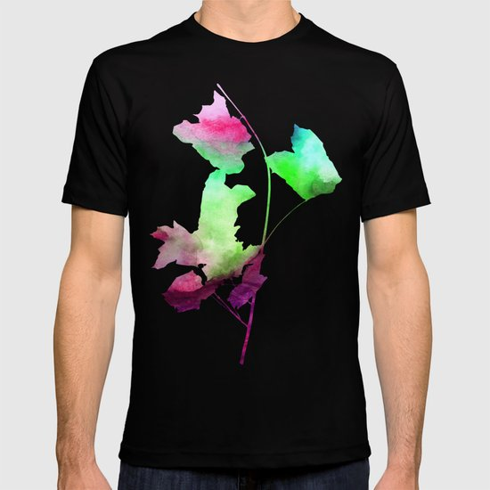 Maple_Watercolor2 by Jacqueline and Garima T-shirt