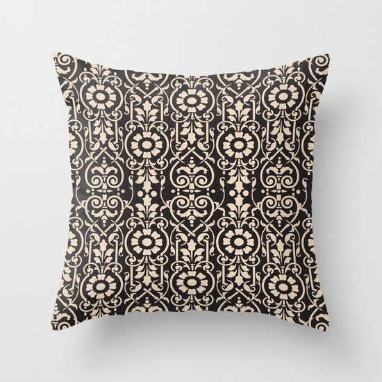 N16 Throw Pillow