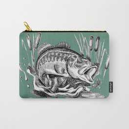 Black Bass 2 Carry-All Pouch