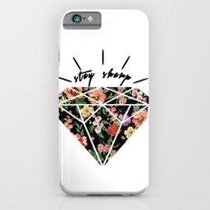 Stay Sharp! Slim Case iPhone 6s