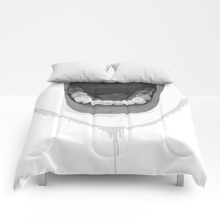 rargh! Comforters