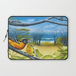 Surf Report Laptop Sleeve