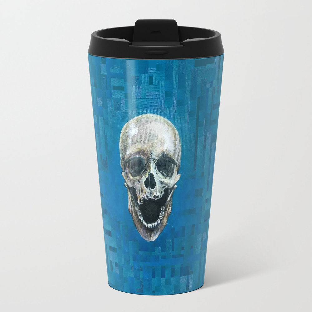 Skull Travel Cup TRM8676321