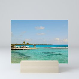 A Thousand Miles Out to The Sea Bed Mini Art Print
