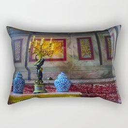 Candlestick Rectangular Pillow
