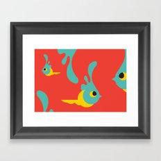Delirio Framed Art Print
