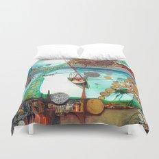 Nature/Nurture Duvet Cover