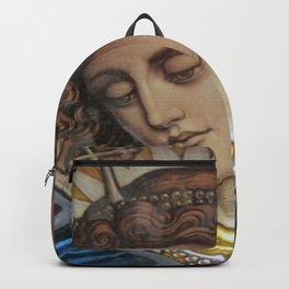 Angel in Glass Backpack
