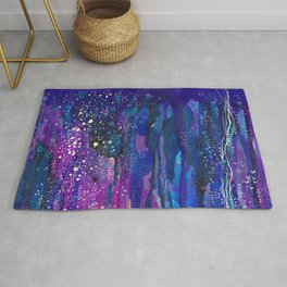 Expressionism Painting Ultra HD Rug