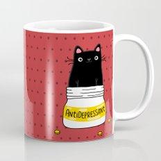 FUR ANTIDEPRESSANT Mug
