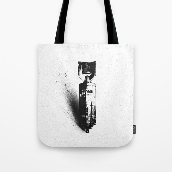 Weapon of Mass Creation Tote Bag