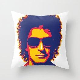 Gustavo Throw Pillow