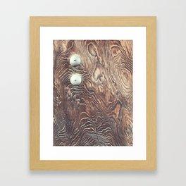 groove Framed Art Print