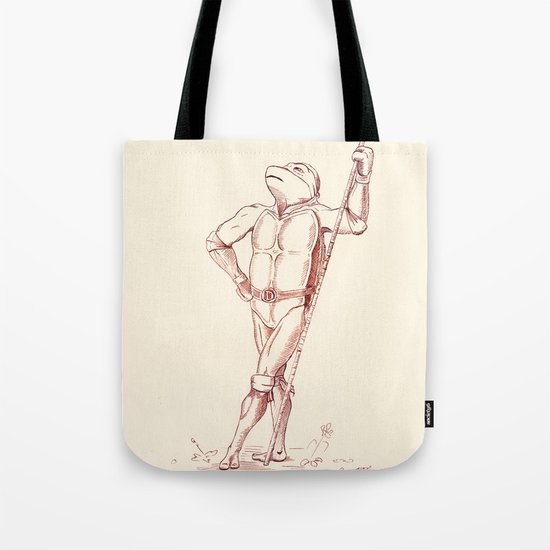 Donatello Tote Bag