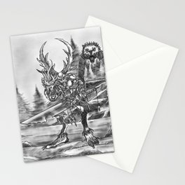 Sanctuary Guardian Stationery Cards