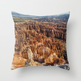 The Apostle and His Court Throw Pillow