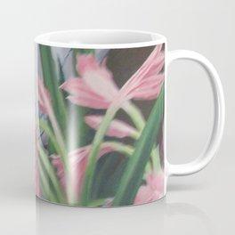 Porcelain bowl with lilies Coffee Mug