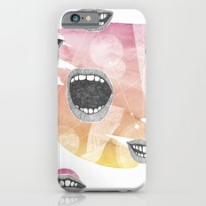mouths iPhone 6s Slim Case