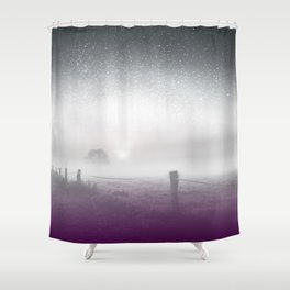 Ace Pride Shower Curtain