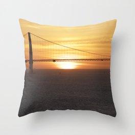 Golden Gate Bridge #2 Throw Pillow