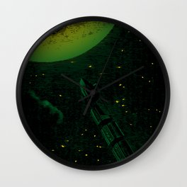 What a Ride! Wall Clock