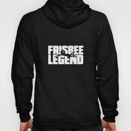 Frisbee Legend Hoody