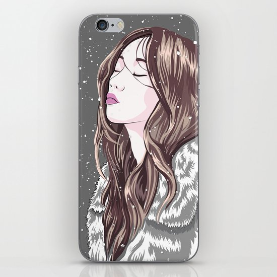 Winter Reverie iPhone & iPod Skin