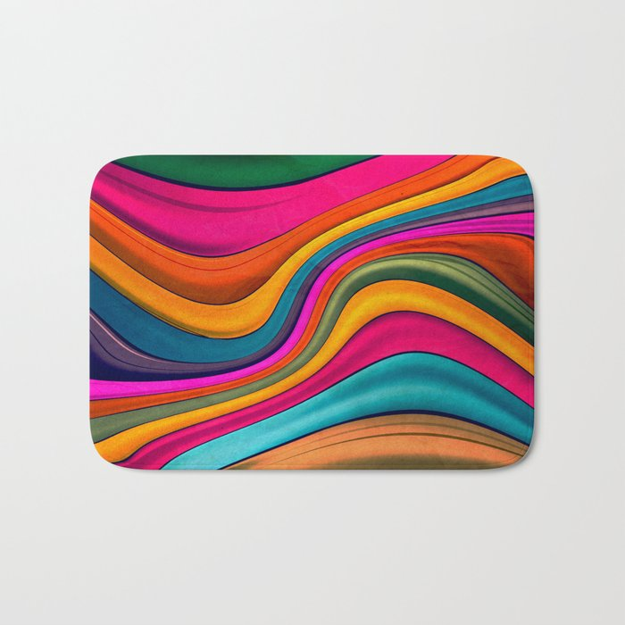 Lov Colors Bath Mat