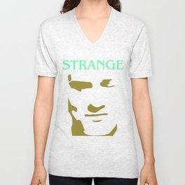 Strange Strangeways (The Smiths) Unisex V-Neck