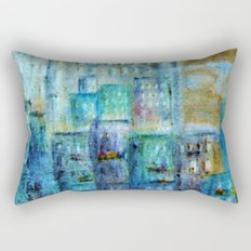 Italy by night Rectangular Pillow