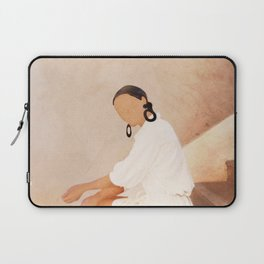 Lady in Waiting Laptop Sleeve