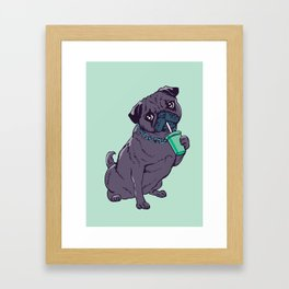 U Mad  Bro Framed Art Print