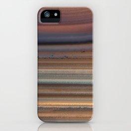 Back Lit Agate iPhone Case