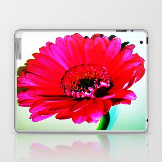 Gerbera Laptop & iPad Skin