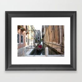 Your Chariot Awaits Framed Art Print