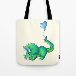 Balloon for Baby (Boy) Tote Bag