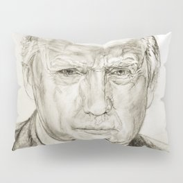 President Donald J Trump by Lydia sturges Pillow Sham