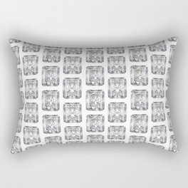 Radiant Rectangular Pillow